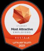 universum - Most Attractive Employers Austria