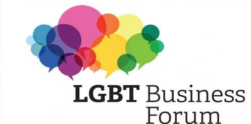 Logo LGBT Business Forum