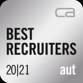 career best recruiter 20/21