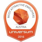 universum - Most Attractive Employees 2016