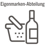 Eigenmarken-Abteilung