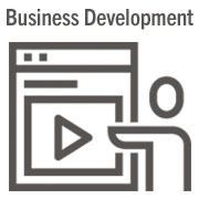 Karussel Hinter den Kulissen business development