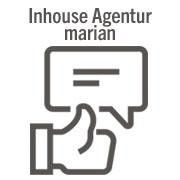 Inhouse Agentur marian